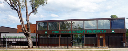 forest products building