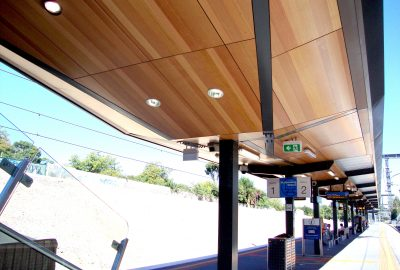 Nunawading Train Station